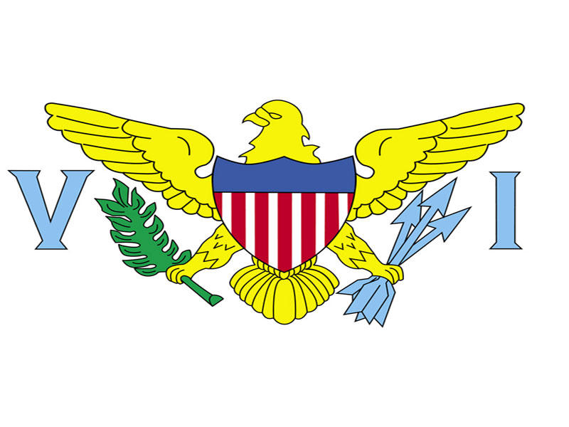 virgin-islands-usa flag